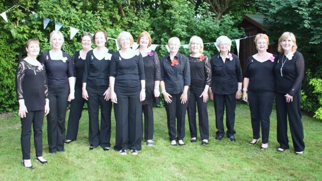 North Ferriby Ladies Choir - Altos