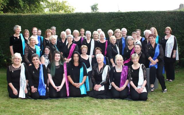 North Ferriby Ladies Choir 2