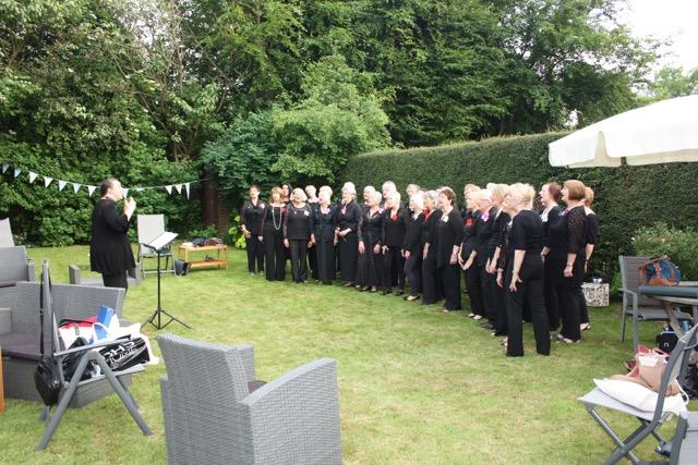 North Ferriby Ladies Choir 3