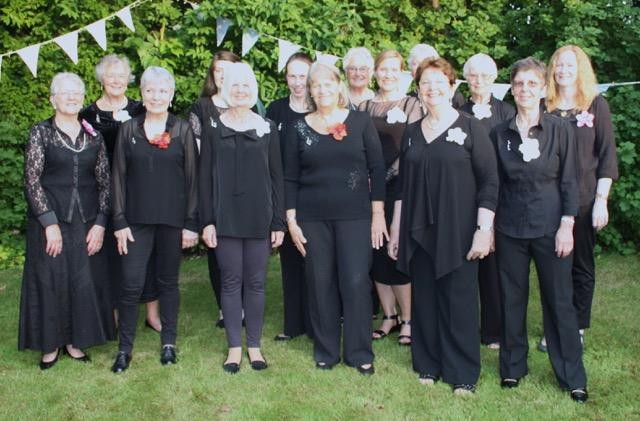 North Ferriby Ladies Choir - Second Sopranos