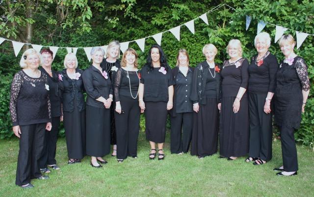North Ferriby Ladies Choir - Sopranos
